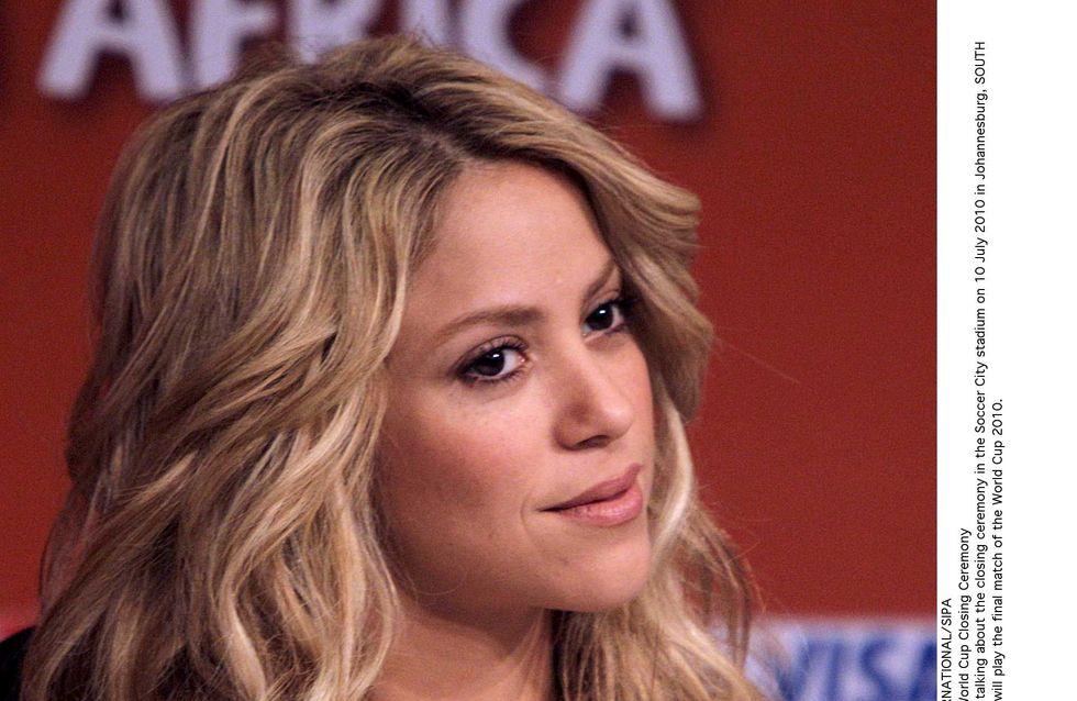 Shakira : Elle dévoile le prénom de son bébé