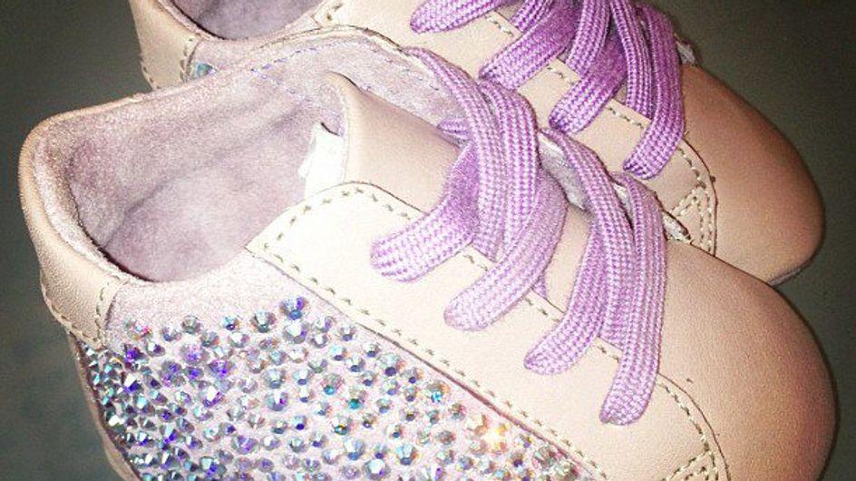 Beyoncé : Blue Ivy porte des souliers à 600 euros !(Photos)