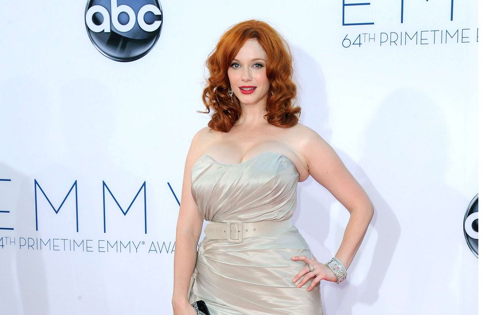 Christina Hendricks : Le pire look de la semaine ! (Photos)