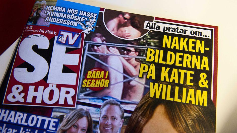 Kate Middleton : Des photos plus osées circulent…