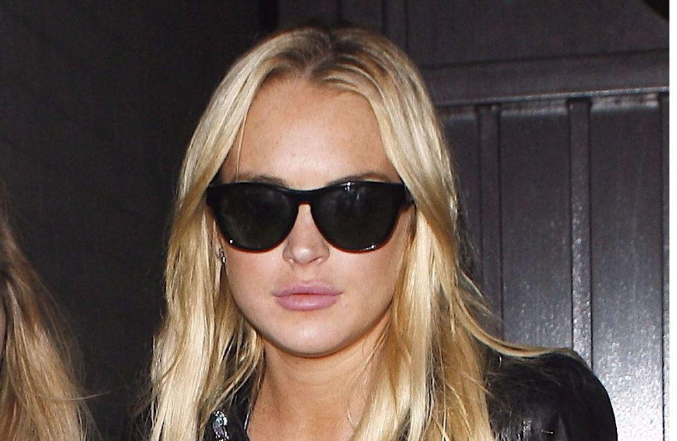 Lindsay Lohan : Agressée dans sa chambre d'hôtel