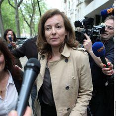 Valérie Trierweiler animatrice télé : Ce ne serait pas convenable selon Bernadette Chirac