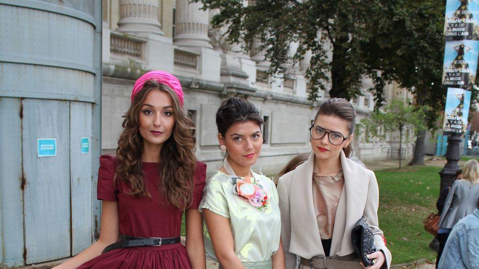 Fashion week : Street Style chez Chanel (Photos)