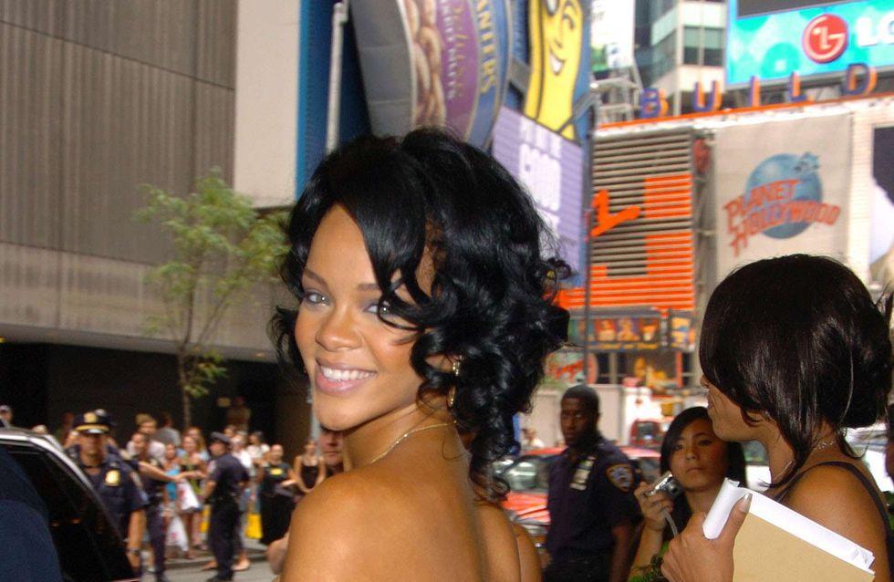 Rihanna : Câlins avec Chris Brown dans les toilettes !
