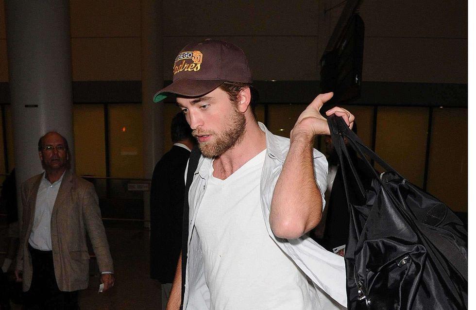 Robert Pattinson : Il n'arrive pas à faire confiance à Kristen Stewart