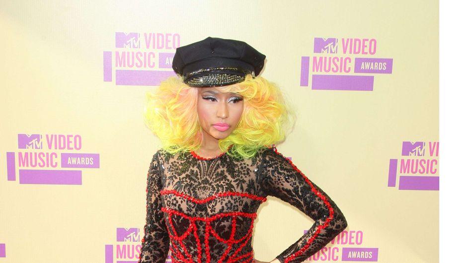 Nicki Minaj insulte Mariah Carey en live (Vidéo)