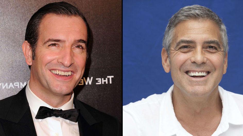 Jean Dujardin : Dans le prochain film de George Clooney ?