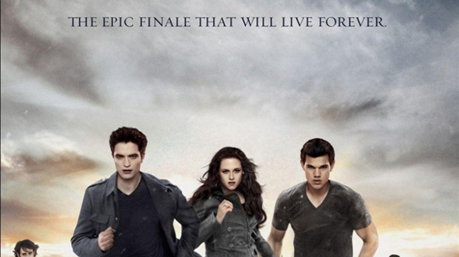Twilight : Une affiche très différente pour le dernier chapitre (Photos)