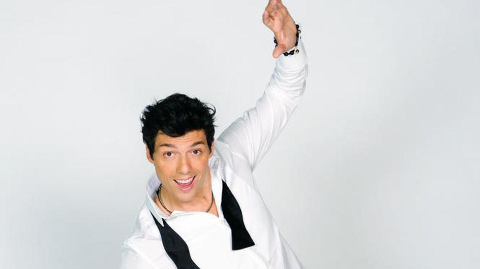 """Taïg Khris dans Danse avec les stars : """"Ma copine n'est pas jalouse de ma partenaire"""" (Vidéo exclu)"""