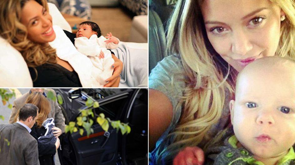 Prénoms bébé: Les drôles de choix des people en 2012