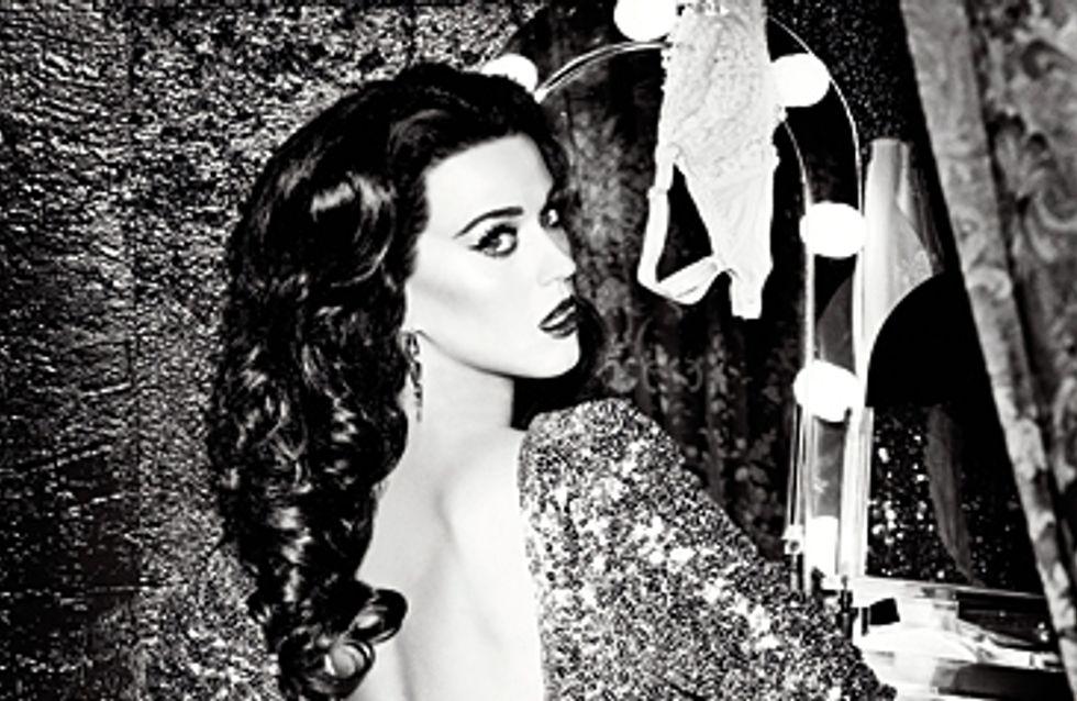 Katy Perry : En vamp glamour pour GHD (Photos)