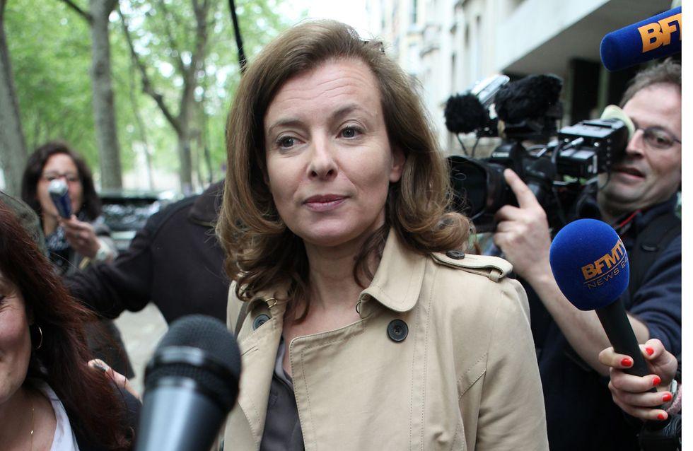 Valérie Trierweiler : Les Français ne l'apprécient pas