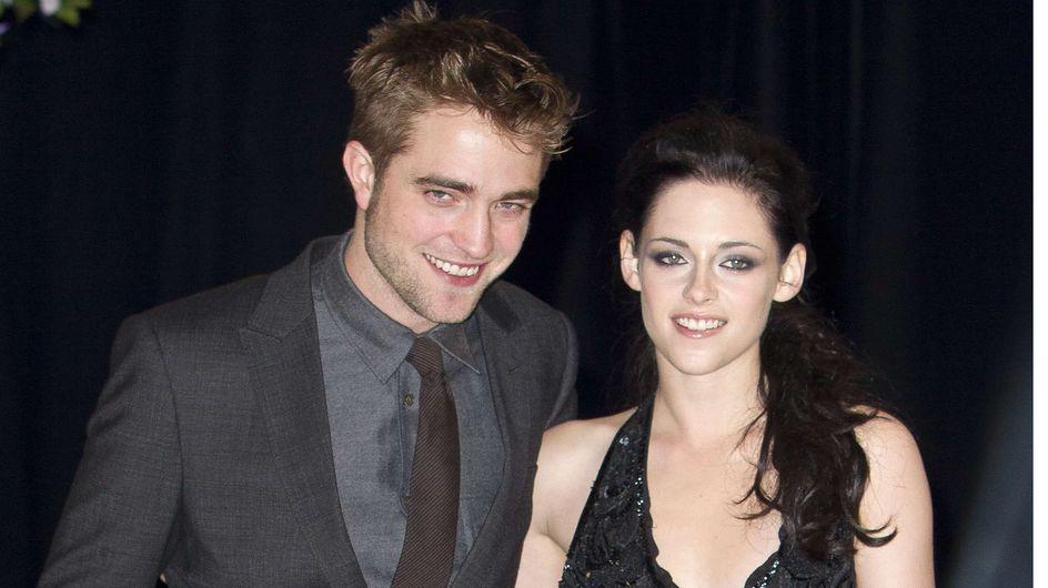 Robert Pattinson : Un dîner romantique avec Kristen Stewart