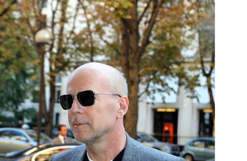 Die Hard 5 : Bruce Willis revient avec son fils (Photos)