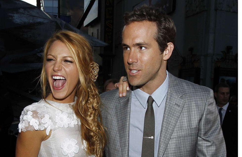 Blake Lively : Elle a dessiné elle-même sa robe de mariée