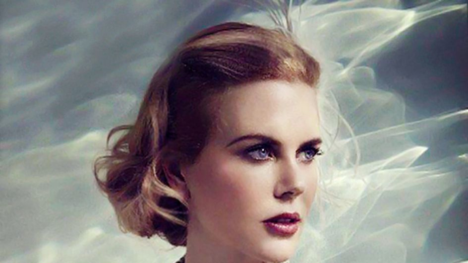 Nicole Kidman : Saisissante en Grace Kelly (Photo)