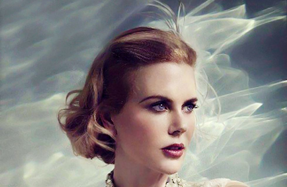 Nicole Kidman : Saisissante en Grace Kelly (Photo)