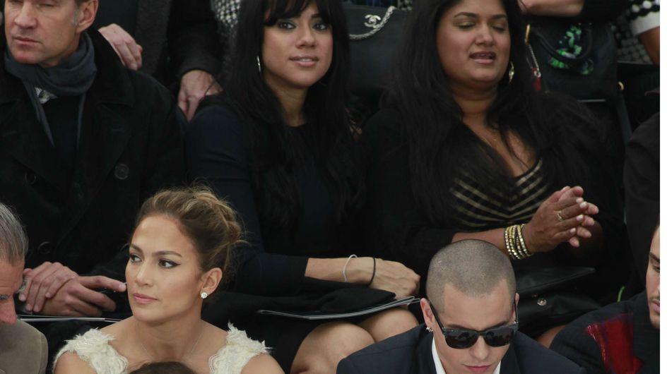 Jennifer Lopez : Fiancée en secret ? (Photos)