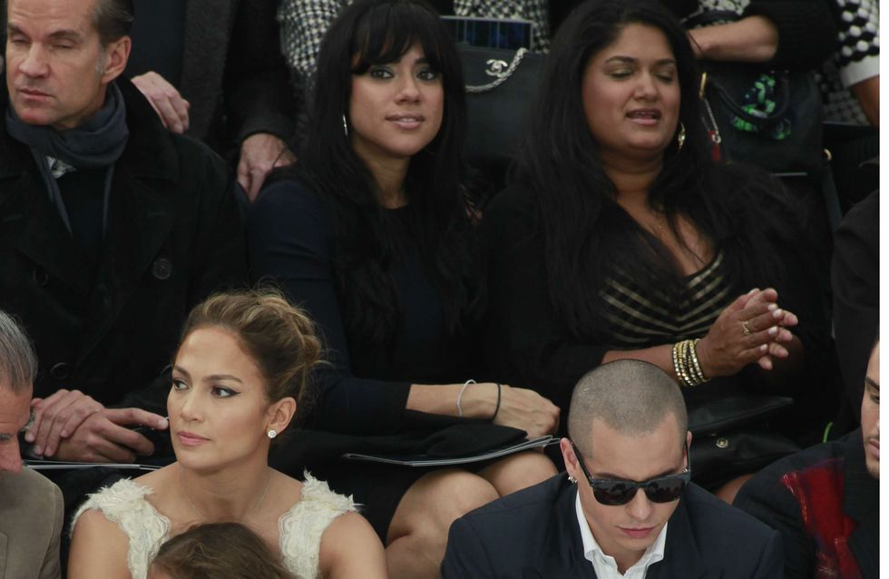 Jennifer Lopez : Fiancée en secret ? (Photos)