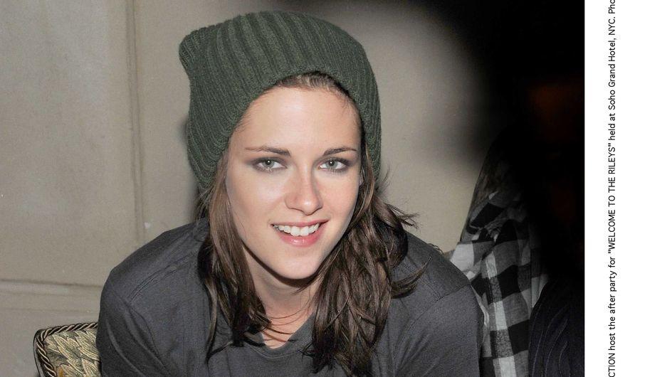 Kristen Stewart : Le secret de ses cheveux crados ? Le shampoing sec !