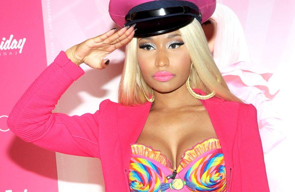 Nicki Minaj massacre la mode : Le pire look de la semaine (Photos)