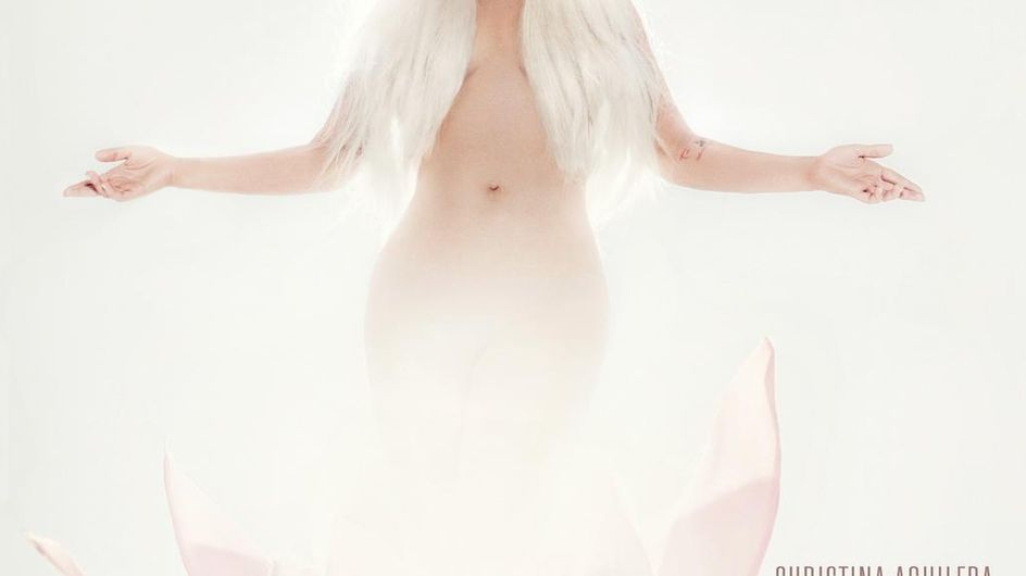 Christina Aguilera : Nue pour son nouvel album (Photos)