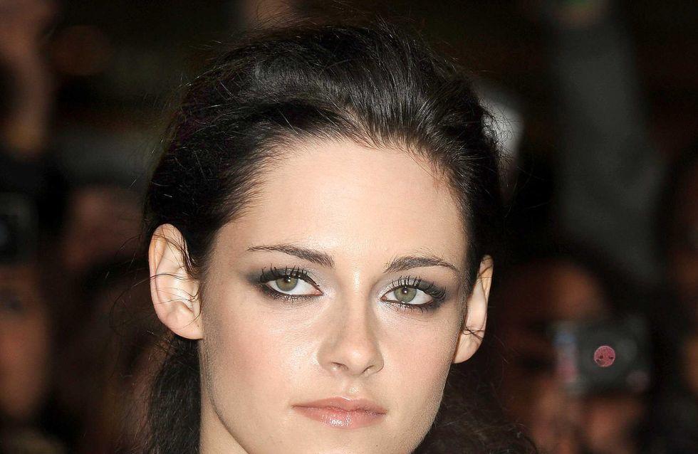Kristen Stewart : Pas très honnête avec Robert Pattinson
