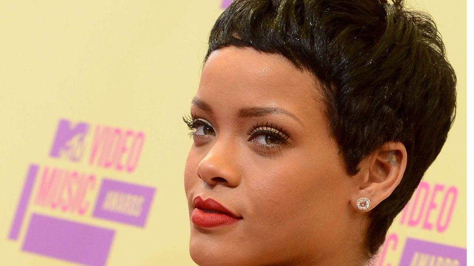 Rihanna : Heureuse quand Chris Brown est à ses côtés