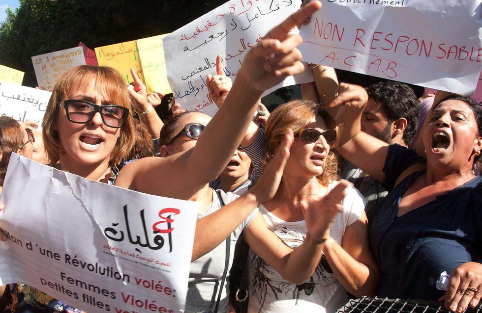 Jeune femme violée en Tunisie : ''Je me sens coupable''