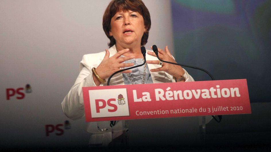 Martine Aubry : Elle pourrait être mise en examen