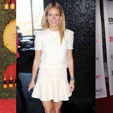 Gwyneth, Ashley, Sienna : Le blanc, dress code du week-end ! (Photos)