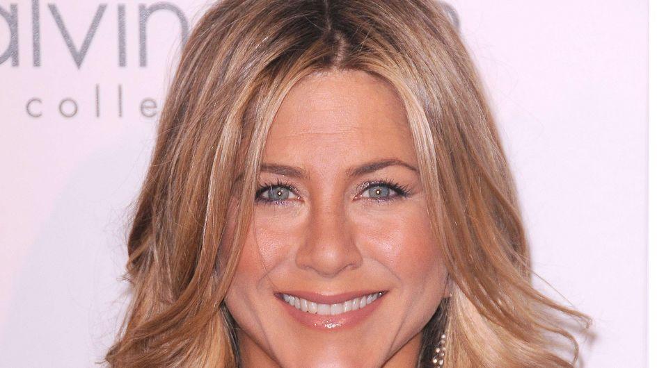 Jennifer Aniston : Découvrez son énorme bague de fiançailles