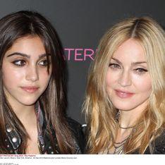 Madonna : Sa fille Lourdes veut couper le cordon
