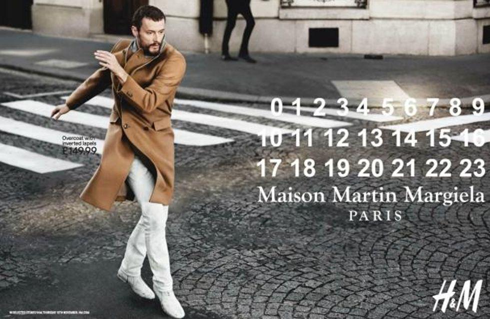 Maison Martin Margiela et H&M : Les premières images de la campagne ! (Photos)