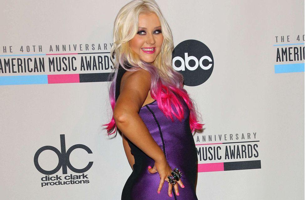 Christina Aguilera : Elle adore sa nouvelle silhouette (Photos)