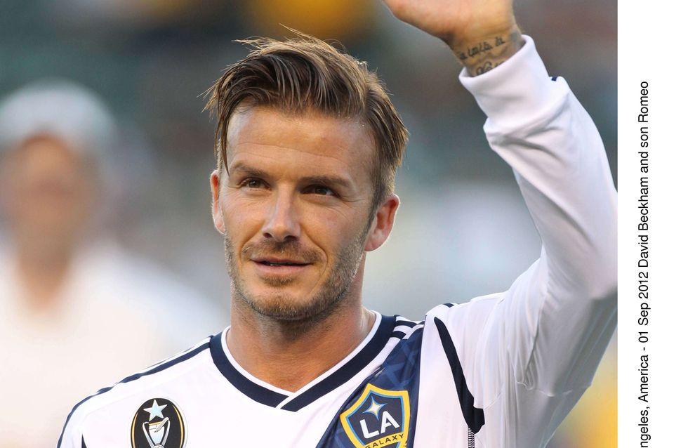 Romeo Beckham : Un tatouage avec le nom de sa sœur Harper