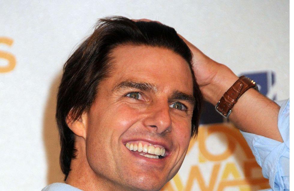 Tom Cruise : Il aime les fessées
