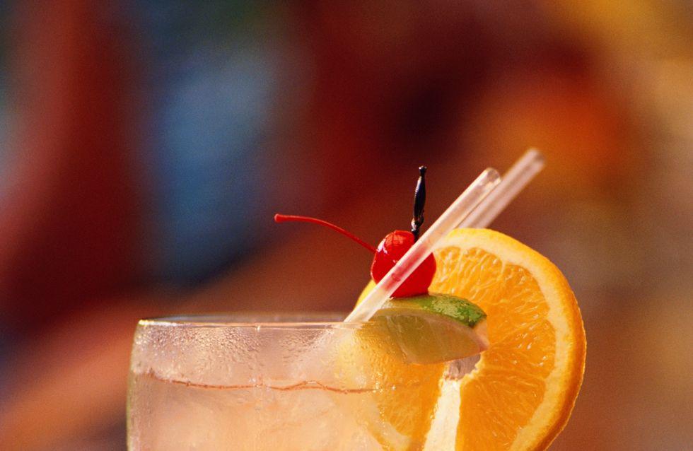 Azote liquide : Les cocktails fumants sont-ils dangereux ?