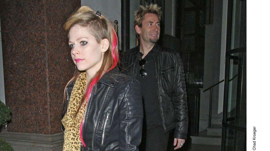 Avril Lavigne : Le pire look de la semaine (Photos)