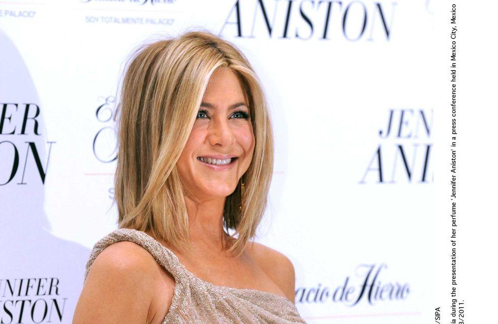 Jennifer Aniston : Elle se lance dans les soins pour cheveux