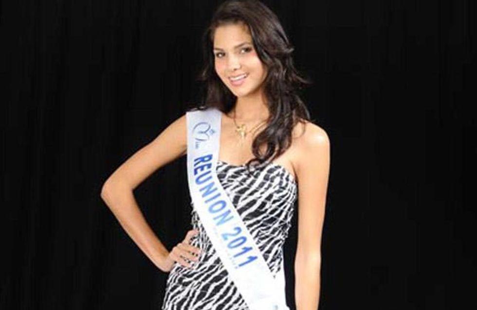 Delphine Wespiser : Pas de Miss Univers pour la jolie rousse