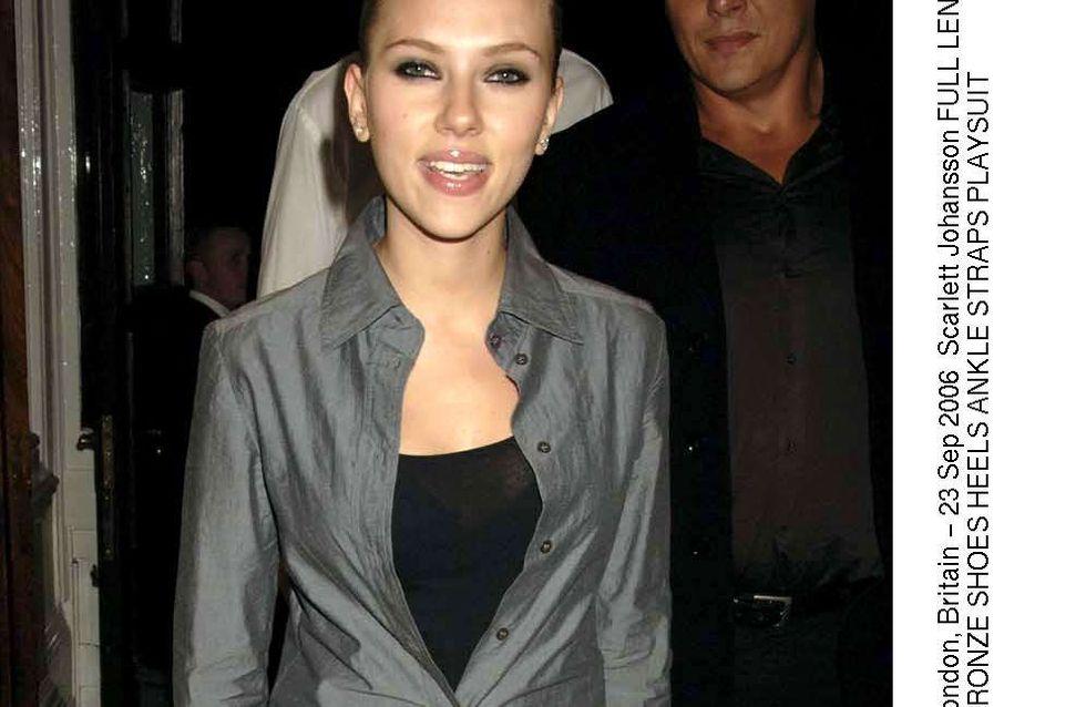 Scarlett Johansson : Découvrez son nouveau mec