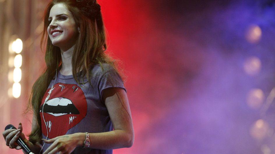 Lana Del Rey : Brune dans son nouveau clip ! (Vidéo)
