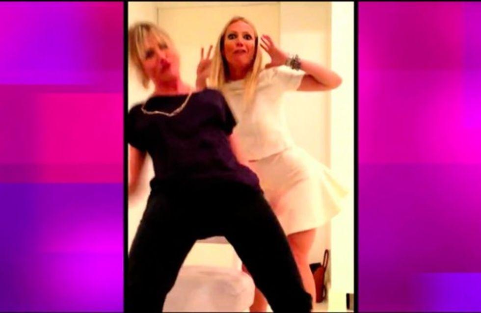 Cameron Diaz et Gwyneth Paltrow se mettent au rap (Vidéo)