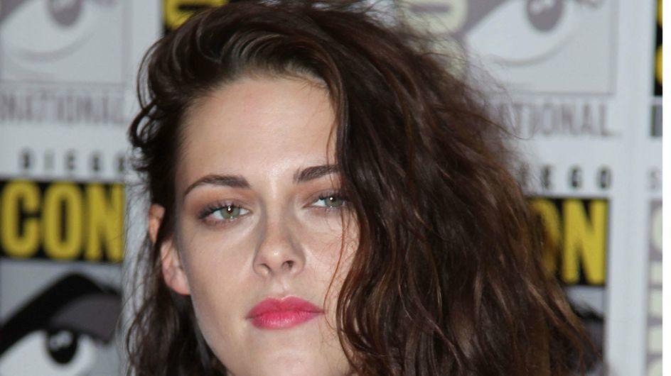 Kristen Stewart : Elle craint pour sa vie