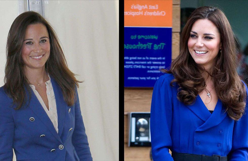Pippa Middleton : Elle se sacrifie pour Kate