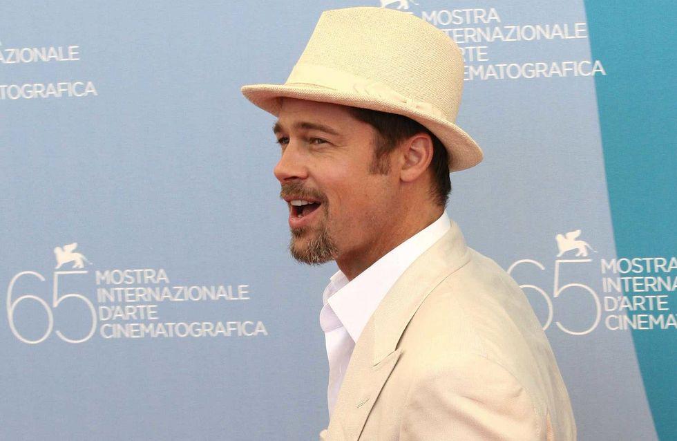 Brad Pitt : Il veut dépénaliser la drogue aux Etats-Unis !