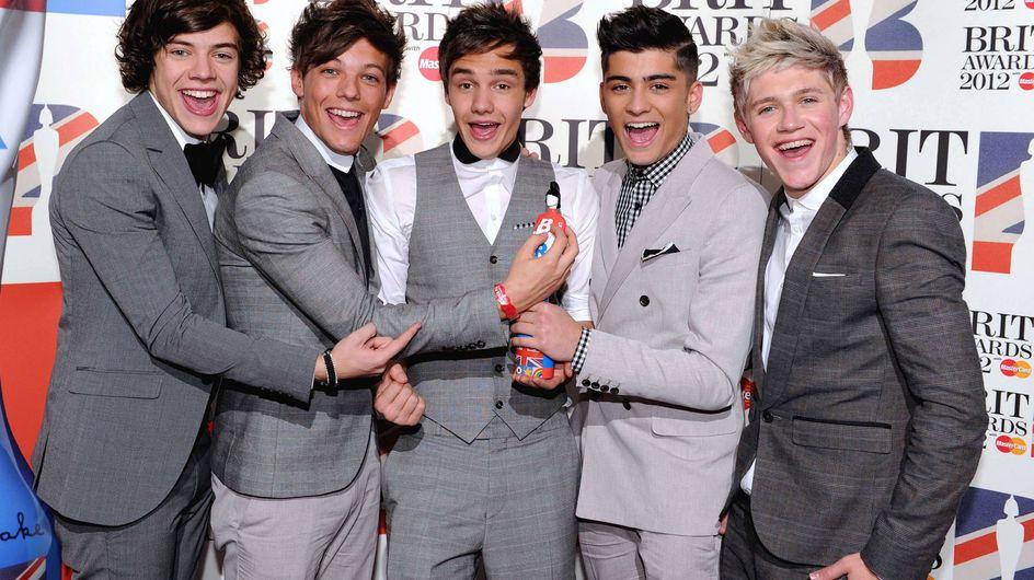 One Direction : Ils lancent un parfum...pour femmes !