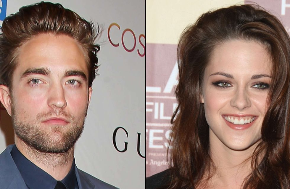 Robert Pattinson et Kristen Stewart : Une sortie en amoureux