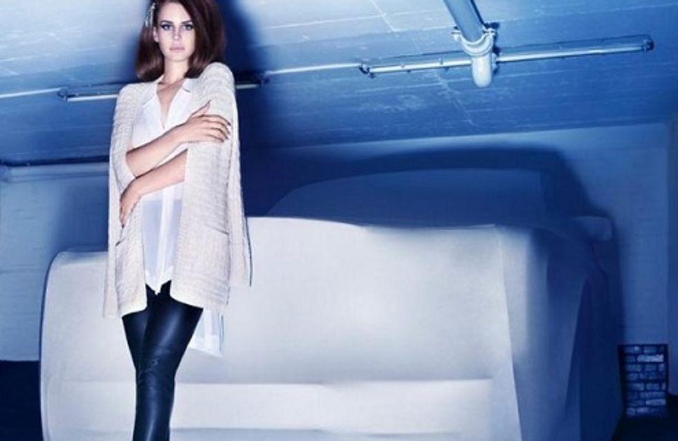 Lana Del Rey : Ses nouvelles photos pour H&M